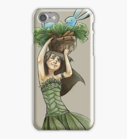 The Forest Dwellers iPhone Case/Skin