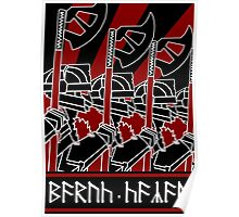 Dwarven Constructivist Poster - Baruk Kazâd! Poster