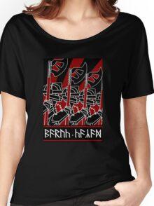 Dwarven Constructivist Poster - Baruk Kazâd! Women's Relaxed Fit T-Shirt