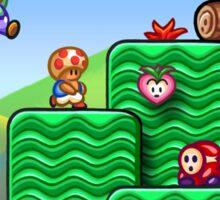 Super Mario 2 Sticker