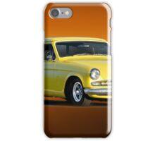 1953 Studebaker 'Street Machine' Commander iPhone Case/Skin