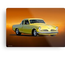 1953 Studebaker 'Street Machine' Commander Metal Print