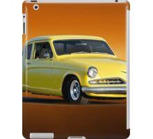 1953 Studebaker 'Street Machine' Commander iPad Case/Skin