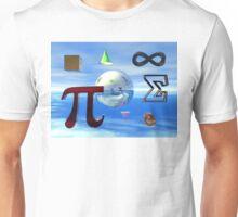 Math Symbols Unisex T-Shirt