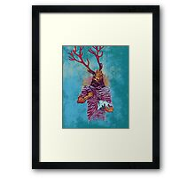 Native Framed Print