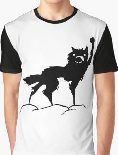 fox mister Graphic T-Shirt