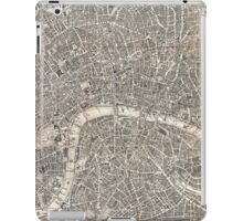 Map of London, 1899 iPad Case/Skin