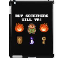 Buy Something Will Ya! iPad Case/Skin