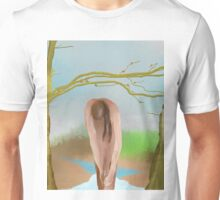Nymph in the Woods Unisex T-Shirt