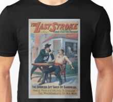 Performing Arts Posters The last stroke a story of Cubas fight for freedom by IN Morris 0793 Unisex T-Shirt