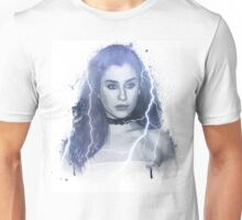 Lauren Jauregui Fifth Harmony Double Exposure  Unisex T-Shirt