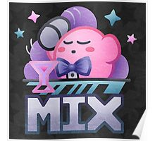 Kirby Mix Poster
