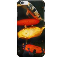 golden pond iPhone Case/Skin