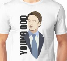 TYRELL WELLICK - young god Unisex T-Shirt