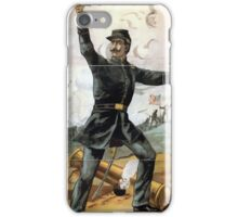 Performing Arts Posters Frank G Campbells military creation Gettysburg 1914 iPhone Case/Skin
