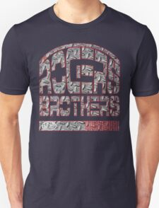 usa new york  by rogers bros T-Shirt