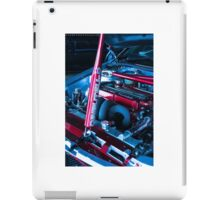 Evo engine iPad Case/Skin