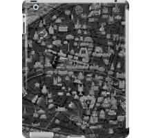 Map of Paris, 1900 iPad Case/Skin