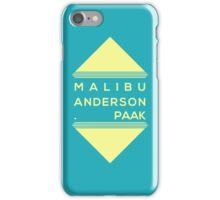 Anderson .Paak Diamond Design iPhone Case/Skin