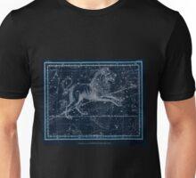 Alexander Jamieson A Celestial Atlas 1822 Plate 17 Astronomy Constellations Inverted Unisex T-Shirt