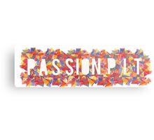 passion pit Metal Print
