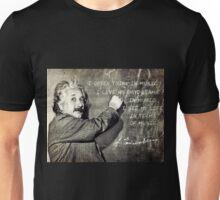 Einstein The Music Lover Unisex T-Shirt