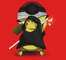 Join The Dark Side With Darth Pika One Piece - Short Sleeve