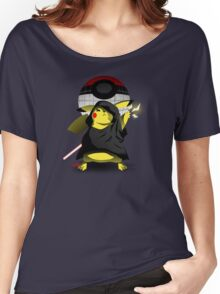 Join The Dark Side With Darth Pika Women's Relaxed Fit T-Shirt