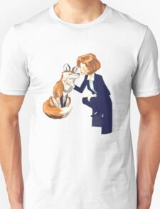 trust of a fox - x files Unisex T-Shirt
