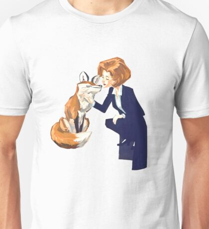 trust of a fox - x files Unisex T-Shirt