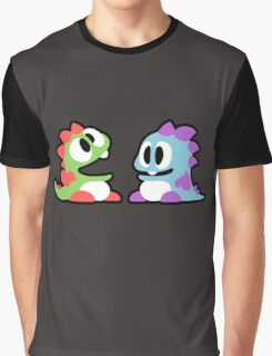 Bubble Bobble Graphic T-Shirt