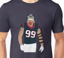 JJ Watt Blood Art Unisex T-Shirt