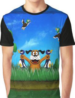 Duck Hunt! Graphic T-Shirt