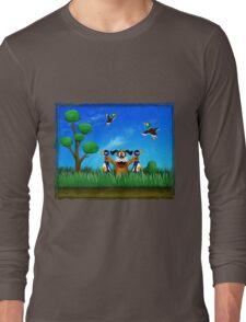 Duck Hunt! Long Sleeve T-Shirt