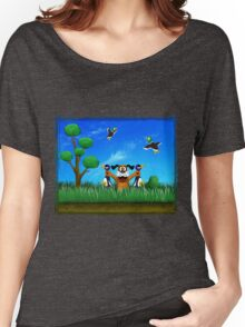 Duck Hunt! Women's Relaxed Fit T-Shirt
