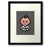 Poo Earthbound Framed Print