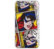 Girl Power 3 iPhone Case/Skin