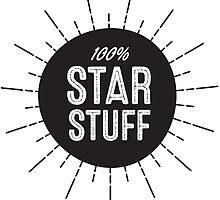 100% Star Stuff by Jenn Reese