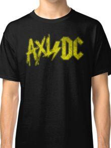 Axl/DC Yellow Logo Modern Classic T-Shirt