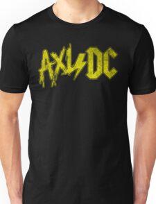 Axl/DC Yellow Logo Modern Unisex T-Shirt