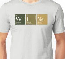 Wine Periodic Table Unisex T-Shirt