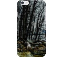 Along the Riverside iPhone Case/Skin