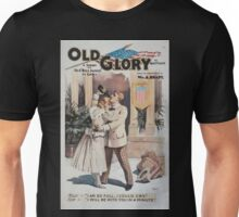 Performing Arts Posters Old glory a story of our blue jackets in Chili ie Chile by Chas T Vincent 0713 Unisex T-Shirt