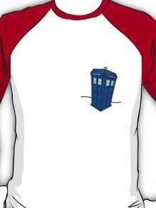 Dostoyevsky Knew Him? (white text) T-Shirt