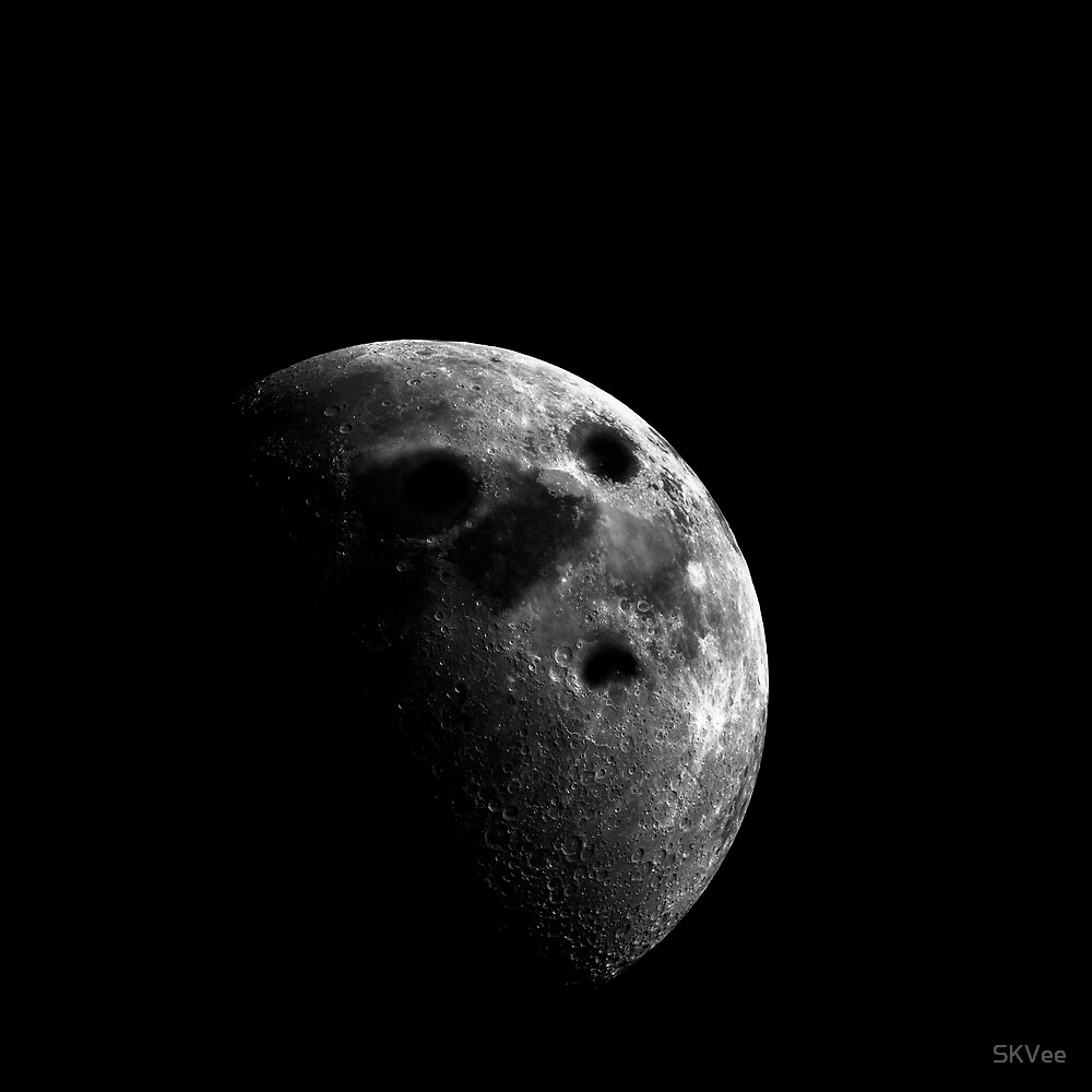 Man in The Moon by SKVee