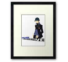 Junpei Iori: Ace Detective Framed Print