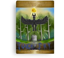 Touch the Sky Cover Canvas Print