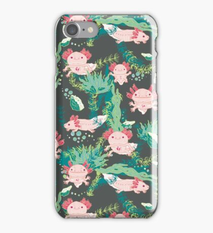 Baby Axolotl iPhone Case/Skin