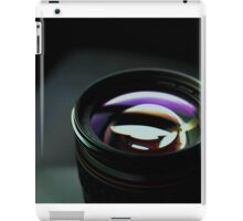 Lens  iPad Case/Skin
