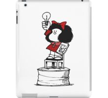 Mafalda Freedom iPad Case/Skin